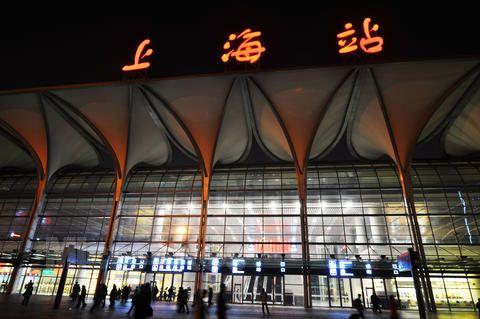上海火车站地铁几号线