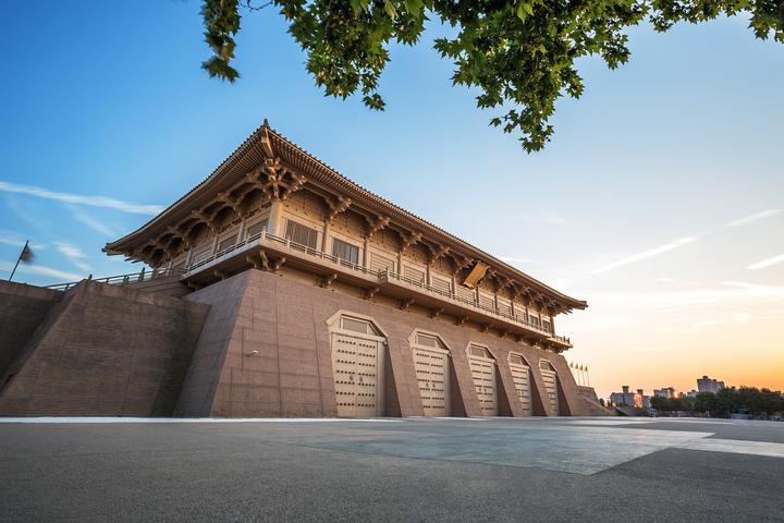 大明宫有寄存行李的地方吗?